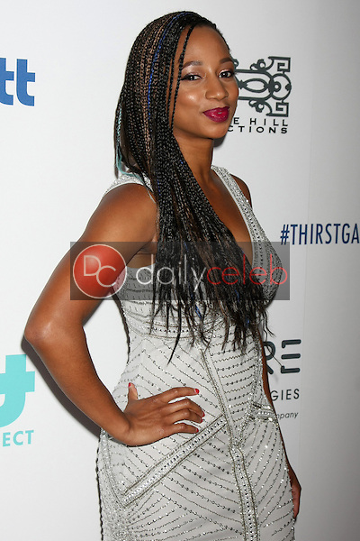 Monique Coleman<br /> at the Sixth Annual Thirst Gala, Beverly Hilton Hotel, Beverly Hills, CA 06-30-15<br /> David Edwards/DailyCeleb.com 818-249-4998