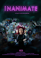 Inanimate (2018)<br /> POSTER ART<br /> *Filmstill - Editorial Use Only*<br /> CAP/MFS<br /> Image supplied by Capital Pictures