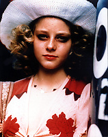 Taxi Driver (1976)<br /> Jodie Foster<br /> *Filmstill - Editorial Use Only*<br /> CAP/KFS<br /> Image supplied by Capital Pictures