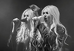 Taylor Momsen of The Pretty Reckless starts of her tour  to a sold out crowd at The El Rey Theatre in Los Angeles, California on February 11,2011                                                                   Copyright 2010  DVS / RockinExposures