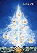 Randy, HOLY FAMILIES, HEILIGE FAMILIE, SAGRADA FAMÍLIA, paintings+++++CC_Angletree_Nativity_Randy-sm,USRW311,#xr#