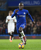 N'Golo Kante of Chelsea <br /> Londra 10-03-2018 Premier League <br /> Chelsea - Crystal Palace<br /> Foto PHC Images / Panoramic / Insidefoto <br /> ITALY ONLY