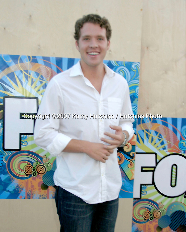 Matt Jenkins.Fox TV TCA Party.Santa Monica Pier.Santa Monica, CA.July 23, 2007.©2007 Kathy Hutchins / Hutchins Photo....