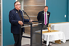 September 21, 2017; North Dining Hall rededication event (Photo by Matt Cashore/University of Notre Dame)