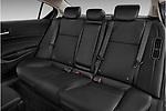 2013-2014 Acura ilx hybrid 5 Door Sedan rear seat  auto images