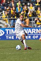 27 MARCH 2010:  Dwayne De Rosario of Toronto FC (14) during the Toronto FC at Columbus Crew MLS game in Columbus, Ohio on March 27, 2010.
