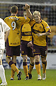 15/12/2007      Copyright Pic: James Stewart.File Name : sct_jspa03_motherwell_v_aberdeen.ROSS MCCORMACK CELEBRATES AFTER HE SCORES MOTHERWELL'S THIRD.James Stewart Photo Agency 19 Carronlea Drive, Falkirk. FK2 8DN      Vat Reg No. 607 6932 25.Office     : +44 (0)1324 570906     .Mobile   : +44 (0)7721 416997.Fax         : +44 (0)1324 570906.E-mail  :  jim@jspa.co.uk.If you require further information then contact Jim Stewart on any of the numbers above.........