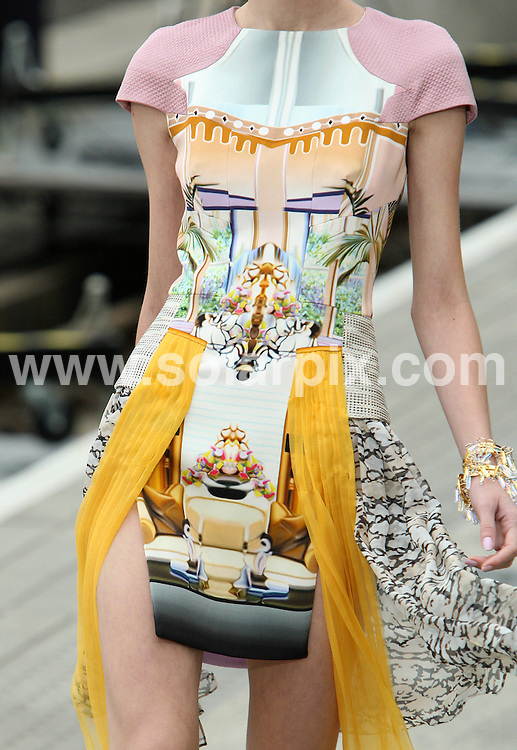 **ALL ROUND PICTURES FROM SOLARPIX.COM**                                             **WORLDWIDE SYNDICATION RIGHTS**                                                                                  Caption:   London Fashion Week.                                                                            ..This pic:  Mary Katranzou collection                                                                                      ..JOB REF: 12126      MLW       DATE:  19.09.10                                                        **MUST CREDIT SOLARPIX.COM OR DOUBLE FEE WILL BE CHARGED****MUST AGREE FEE BEFORE ONLINE USAGE**                               **CALL US ON: +34 952 811 768 or LOW RATE FROM UK 0844 617 7637**