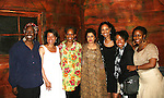 Kim Brockington - GL and the cast Long Time Since Yesterday pose after the reading on June 19, 2010 - part of the Great Black Plays & Playwrights Reading Series held at the Castillo Theatre, New York City, New York. (Photo by Sue Coflin/Max Photos)