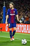 UEFA Champions League 2017/2018.<br /> Round of 16 2nd leg.<br /> FC Barcelona vs Chelsea FC: 3-0.<br /> Ivan Rakitic.
