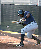 Carlos Triunfel / Seattle Mariners 2008 Instructional League..Photo by:  Bill Mitchell/Four Seam Images