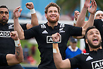 Tawera Kerr-Barlow. Maori All Blacks vs. Fiji. Suva. MAB's won 27-26. July 11, 2015. Photo: Marc Weakley