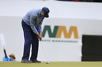 Matt Kucher (USA) on the 16th during the final round of the Waste Management Phoenix Open, TPC Scottsdale, Scottsdale, Arisona, USA. 03/02/2019.<br /> Picture Fran Caffrey / Golffile.ie<br /> <br /> All photo usage must carry mandatory copyright credit (&copy; Golffile | Fran Caffrey)