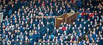 24.02.18 Rangers v Hearts:<br /> Rangers directors box