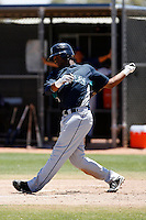 Dwight Britton  -  Seattle Mariners - 2009 extended spring training.Photo by:  Bill Mitchell/Four Seam Images