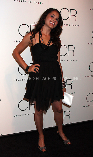 WWW.ACEPIXS.COM . . . . .  ....July 15 2009, New York City....Actress Susie Castillo at the Charlotte Russe Fall 2009 launch party at Openhouse Gallery on July 15, 2009 in New York City.....Please byline: AJ Sokalner - ACEPIXS.COM..... *** ***..Ace Pictures, Inc:  ..tel: (212) 243 8787..e-mail: info@acepixs.com..web: http://www.acepixs.com