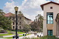 JSC Quad, March 23, 2018.<br /> (Photo by Marc Campos, Occidental College Photographer)