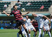 Stanford Soccer M vs Portland , August 13, 2017