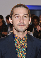 07 September 2017 - Toronto, Ontario Canada - Shia LaBeouf. 2017 Toronto International Film Festival - &quot;Borg/McEnroe&quot; Premiere held at Roy Thomson Hall. <br /> CAP/ADM/BPC<br /> &copy;BPC/ADM/Capital Pictures