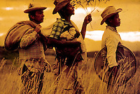 Brazilian gold prospectors