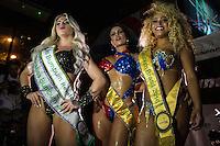 SAO PAULO, SP, 09.11.2016 - MISS-BUMBUM - A candidata Erika Canela (centro), representando a Bahia vence o concurso Miss Bumbum 2016, que elege a mulher com o bumbum mais bonito do Brasil, na noite desta quarta feira (9) na capital paulista.(Foto: Daia Oliver/Brazil Photo Press)