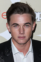 "LOS ANGELES, CA - OCTOBER 09: Singer-songwriter Jesse McCartney arrives at People's ""ONES To Watch"" Party held at Hinoki & The Bird on October 9, 2013 in Los Angeles, California. (Photo by Xavier Collin/Celebrity Monitor)"