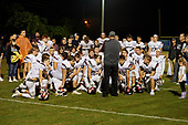 Christ's Church Academy Eagles against the Orlando Christian Prep Warriors on November 2, 2018 in Orlando, Florida.  (Mike Janes Photography)