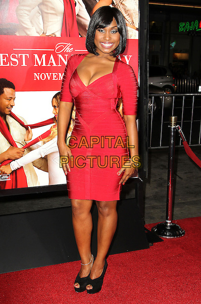 05 November 2013 - Hollywood, California - Angell Conwell at &quot;The Best Man Holiday&quot; Los Angeles Premiere held at TCL Chinese Theatre on November 5th, 2013<br /> CAP/ADM/KB<br /> &copy;Kevan Brooks/AdMedia/Capital Pictures