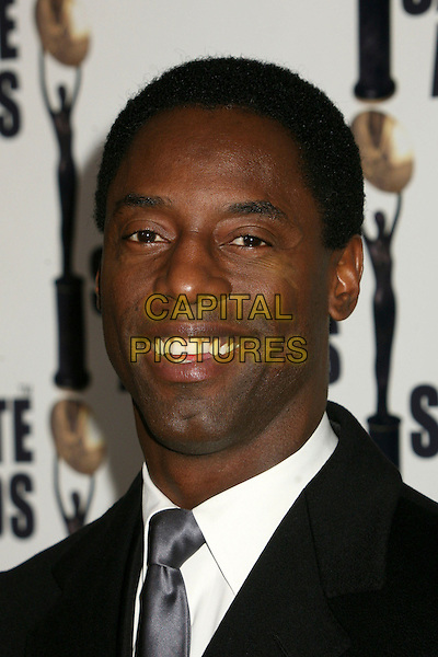 ISAIAH WASHINGTON.11th Annual Satellite Awards by the International Press Academy at Le Méridian, Beverly Hills, California, USA.December 17th, 2006.headshot portrait .CAP/ADM/BP.©Byron Purvis/AdMedia/Capital Pictures