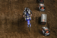 SX2 / John Prutti<br /> Monster Energy Aus-XOpen<br /> Supercross &amp; FMX International<br /> Qudos Bank Arena, Olympic Park NSW<br /> Sydney AUS Sunday 12  November 2017. <br /> &copy; Sport the library / Jeff Crow