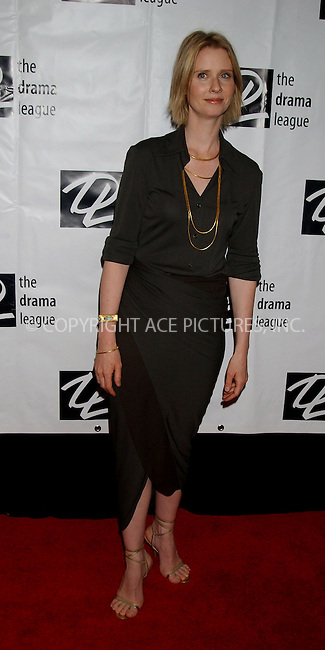 WWW.ACEPIXS.COM . . . . .....NEW YORK, MAY 5, 2006....Cynthia Nixon at the 72nd Annual Drama League Awards Ceremony and Luncheon.....Please byline: KRISTIN CALLAHAN - ACEPIXS.COM.. . . . . . ..Ace Pictures, Inc:  ..(212) 243-8787 or (646) 679 0430..e-mail: picturedesk@acepixs.com..web: http://www.acepixs.com