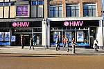 ..HMV has called l in administrators from Deloitte on15/01/2013, its 250-strong chain became the latest casualty to online shopping, putting 4,500 jobs at risk photos of HMV Oxford