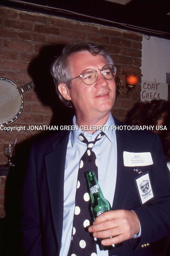 Roy Blount Jr. 1992 by Jonathan Green
