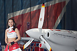 2016/06/04 Chiba, The Red Bull Air Race World Championship 2016 made it's 3rd stop in Chiba Japan.<br /> Grid Girl<br /> <br /> (Photos by Michael Steinebach/AFLO)