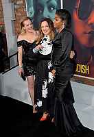 "LOS ANGELES, USA. August 06, 2019: Elisabeth Moss, Melissa McCarthy & Tiffany Haddish at the premiere of ""The Kitchen"" at the TCL Chinese Theatre.<br /> Picture: Paul Smith/Featureflash"