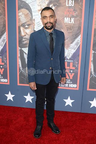 HOLLYWOOD, CA - MAY 10: Eric Pumphrey at the 'All The Way' Los Angeles Premiere at Paramount Studios on May 10, 2016 in Hollywood, California. Credit David Edwards/MediaPunch