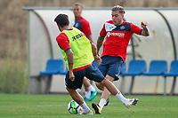 Getafe CF's  Alvaro Jimenez during training session. August 1,2017.(ALTERPHOTOS/Acero) /NortePhoto.com