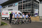 Home To Rome charity cycle
