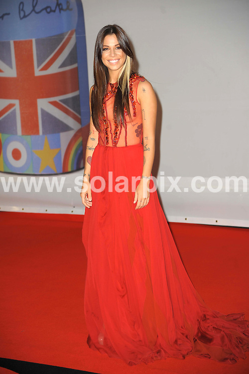 **ALL ROUND PICTURES FROM SOLARPIX.COM**                                             **WORLDWIDE SYNDICATION RIGHTS**                                                                                  Stars arrive at London's O2 Arena for the 2012 Brit Awards..This pic:    Christina Perri                                                                                      JOB REF:    14495   MSR     DATE:   22.02.12                                                         **MUST CREDIT SOLARPIX.COM OR DOUBLE FEE WILL BE CHARGED**                                                                      **MUST AGREE FEE BEFORE ONLINE USAGE**                               **CALL US ON: +34 952 811 768 or LOW RATE FROM UK 0844 617 7637**