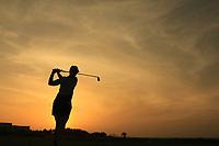 Linda Wessberg (SWE) during the first round of the Fatima Bint Mubarak Ladies Open played at Saadiyat Beach Golf Club, Abu Dhabi, UAE. 10/01/2019<br /> Picture: Golffile | Phil Inglis<br /> <br /> All photo usage must carry mandatory copyright credit (© Golffile | Phil Inglis)