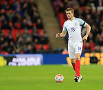 England's Eric Dier in action during the International friendly match at Wembley.  Photo credit should read: David Klein/Sportimage