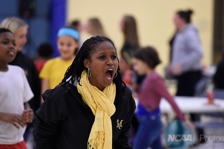 03 DEC 2014:  The NCAA Division II Sports Festival takes place in Louisville, KY.  Jamie Schwaberow/NCAA Photos