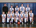 2018-2019 JSMS Boys Basketball