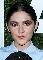 BEVERLY HILLS, CA, USA - OCTOBER 02: Isabelle Fuhrman arrives at Michael Kors Launch Of Claiborne Swanson Franks's 'Young Hollywood' Book held at a Private Residence on October 2, 2014 in Beverly Hills, California, United States. (Photo by Xavier Collin/Celebrity Monitor)