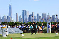 Shane Lowry (IRL) during the third round of the Northern Trust played at Liberty National Golf Club, Jersey City, New Jersey, USA. 10/08/2019<br /> Picture: Golffile | Phil Inglis<br /> <br /> All photo usage must carry mandatory copyright credit (© Golffile | Phil Inglis)