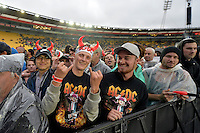 AC/DC Rock Or Bust World Tour concert at Westpac Stadium, Wellington, New Zealand on Saturday, 12 December 2015. Photo by Masanori Udagawa. <br /> www.photowellington.photoshelter.com.