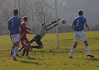 Aberdeen v Rangers Under 19 240212