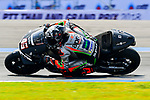 Aprilia Racing Team Gresini's rider Scott Redding of Great Britain rides during the MotoGP Official Test at Chang International Circuit on 17 February 2018, in Buriram, Thailand. Photo by Kaikungwon Duanjumroon / Power Sport Images