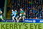 Jack Barry Kerry in action against   Dublin during the Allianz Football League Division 1 Round 3 match between Kerry and Dublin at Austin Stack Park in Tralee, Kerry on Saturday night.