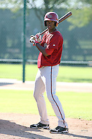 Keon Broxton - Arizona Diamondbacks - 2010 Instructional League.Photo by:  Bill Mitchell/Four Seam Images..